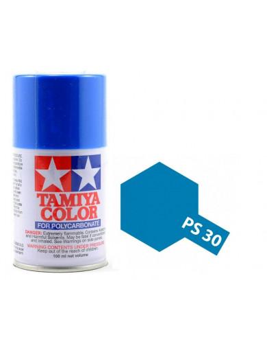 Pintura Policarbonato / Lexan PS-30, Azul Brillante, para Carrocerías R/C (TAMIYA 86030) TAMIYA 86030 Pinturas Carrocerias RC...
