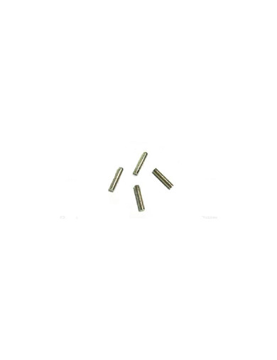 Pin Pasador 10x2mm Acero Inox A4 (4uds) TEH041 TEH041 Recambios TEH-R31 Drift chassis