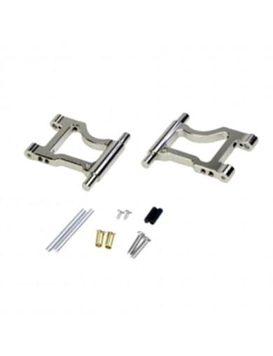 Trapecios Traseros Inferiores, Piezas Aluminio TAMIYA TT01 EMC3625 EMC3625 Recambios TAMIYA TT01, TT02