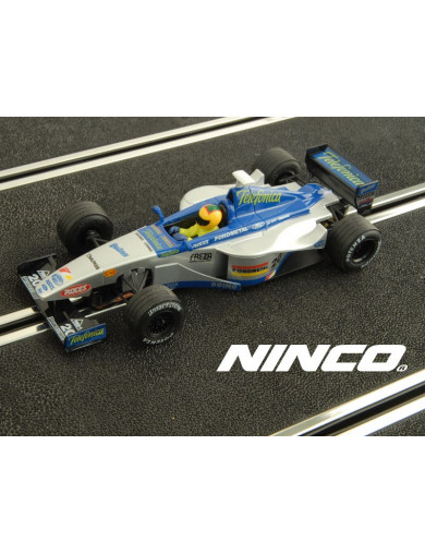 Minardi Ford Nº20, Coche de Slot (NINCO 50199). SLOT CAR NINCO 50199