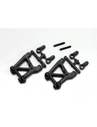 Trapecios Traseros V-ONE FW05 (KYOSHO VZ004C). Rear Suspension Arm Set KYOSHO VZ004C Recambios V-One