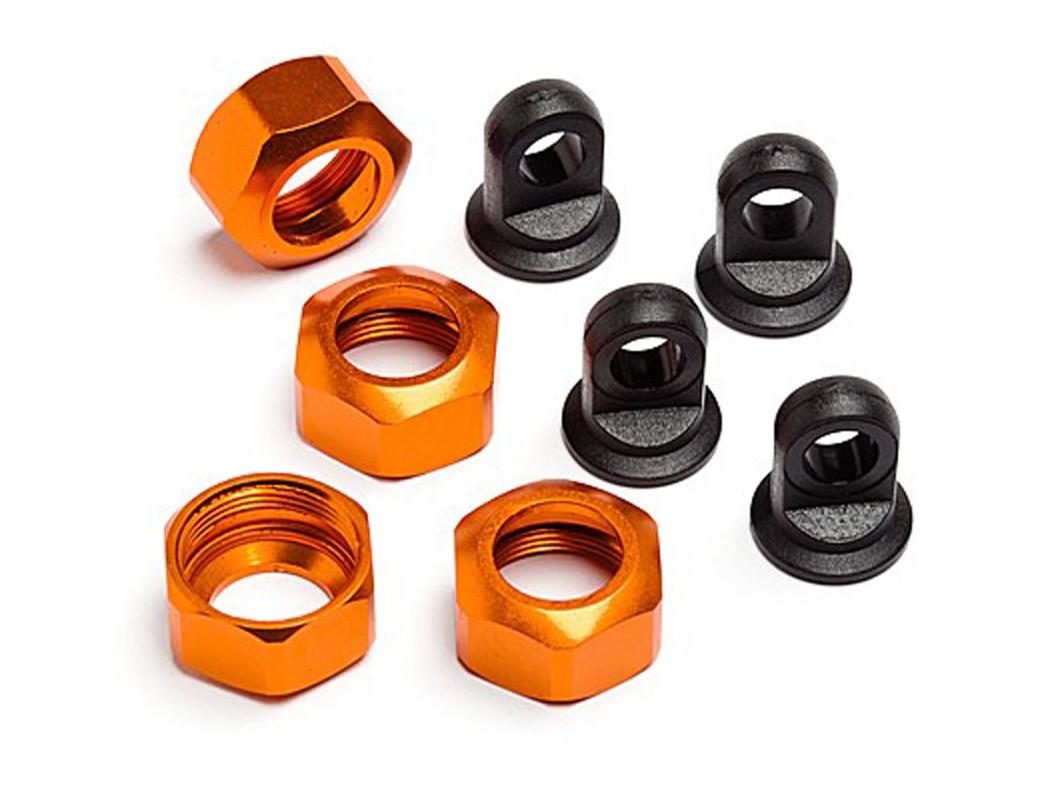 Soporte Superior Amortiguadores HPI TROPHY (HPI 101752). Shock Caps HPI 101752 Recambios HPI Trophy